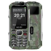 Novey T250 Camouflage- Green