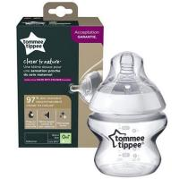 Бутылка Tommee Tippee Closer to Nature Glass Feeding Bottle 150ml
