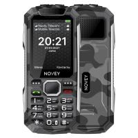 Novey T250 Camouflage- Silver
