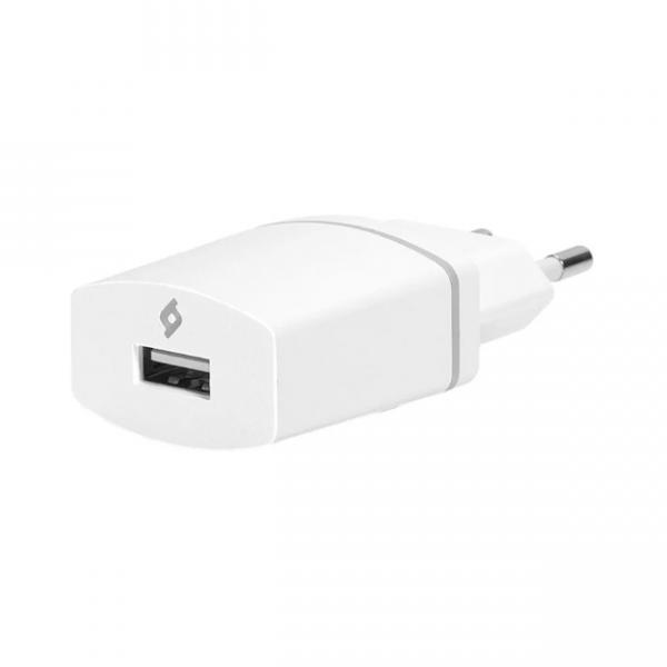 Ttec SpeedCharger Duo USB Travel Charger, 3.1A, Universal 2SCS01C