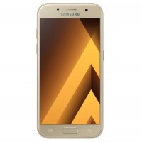 Samsung Galaxy A3 2017 16GB, Gold Sand