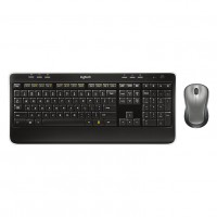 Logitech Wireless Combo MK520 Black USB