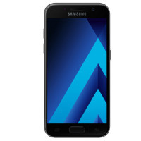 Samsung Galaxy A3 2017 16GB, Black Sky