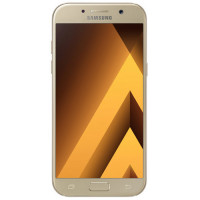 Samsung Galaxy A7 2017 32GB, Gold Sand