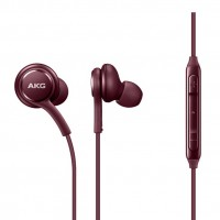 Samsung Earphones Red Tuned by AKG