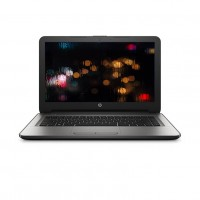 "HP 14-an013nr, Silver, 14"" FullHD,AMD Quad-Core E2-7110, 4GB DDR3L, 32GB eMMC"