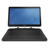 "Dell Latitude 7350, Transformer, Black, 13.3"" FullHD Touch,  Core M-5Y71, 4GB DDR3L, 128GB SSD"