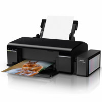 Epson L805 InkJet Photo A4 Wireless Printer with CIS Tank (Continuous Ink System)