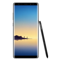 Samsung Galaxy Note 8 64GB, Midnight Black