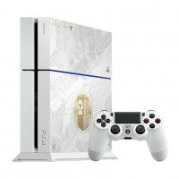 Playstation 4 Limited edition+Destiny: the taken king
