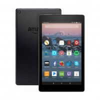 "Amazon Fire HD 8, 0"" HD, 16 GB, Black"