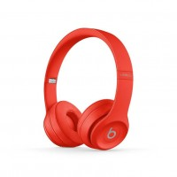 Beats Solo3 Wireless, Citrus Red