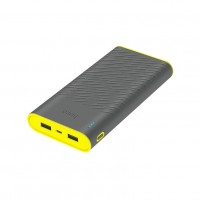Hoco B31A Rege Power Bank (30000mAh) Gray